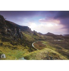 Trotternish Ridge, Scotland