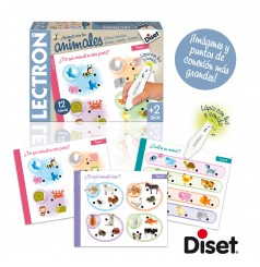 Lectron baby animales