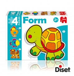 Form Baby Tortuga