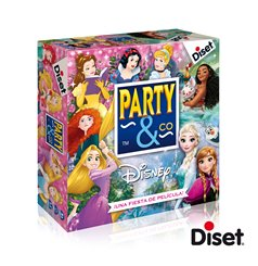 Party & Co. Disney Princess