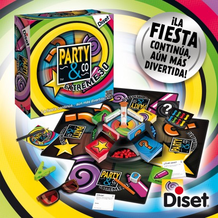 Party & Co. Extreme 3.0 Diset